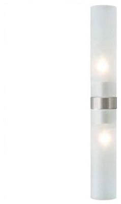 LBL Lighting KHBTWNCBFRBZ1B1004 6 Light Twin Tube Bathroom Light modern-bathroom-lighting-and-vanity-lighting