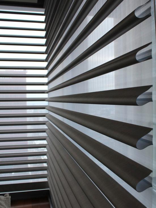 Hunter Douglas Pirouettes - Chicago - Skyline Window Coverings - Chicago