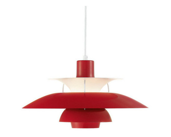 PH50 Pendant - Red