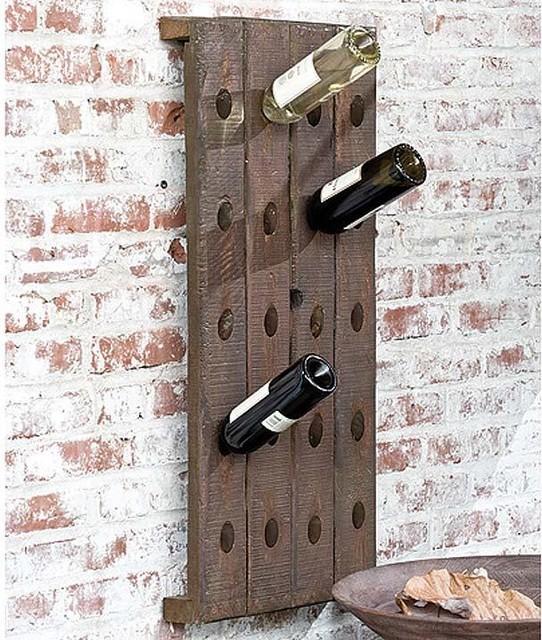Regina Andrew French Wine Rack 20 Bottle Eclectic Wine