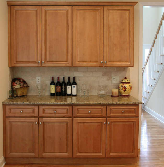 Http Www Houzz Com Photos 2390549 Charleston Light Kitchen Cabinets Home Design Traditional Kitchen Cabinetry Columbus
