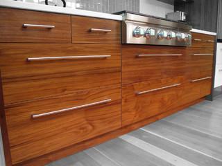 IKEA kitchen cabinets with custom doors - Modern - portland - by Dendra Doors :: Custom IKEA Doors