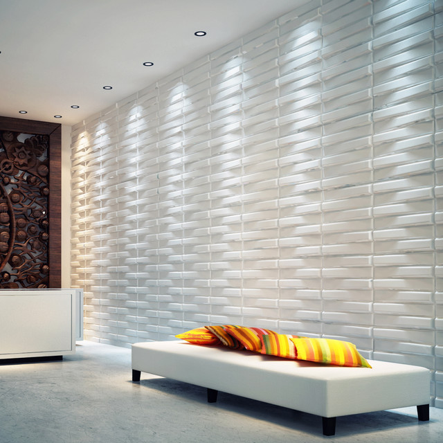 threeDwall contemporary-wallpaper