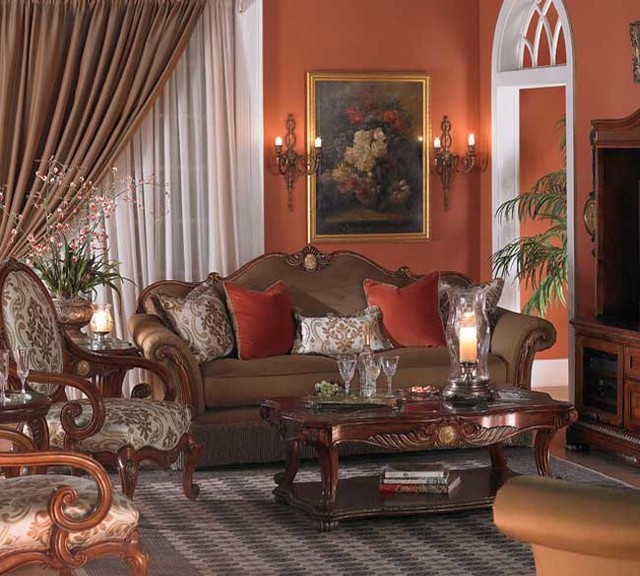 michael amini cortina living room collection traditional other metro by sofas and sectionals