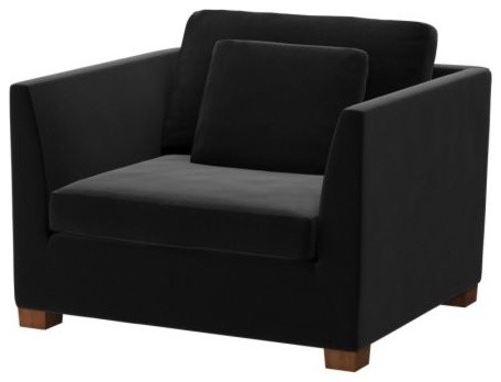 ikea stockholm 1 5 seat armchair scandinave fauteuil et chauffeuse other metro par ikea. Black Bedroom Furniture Sets. Home Design Ideas