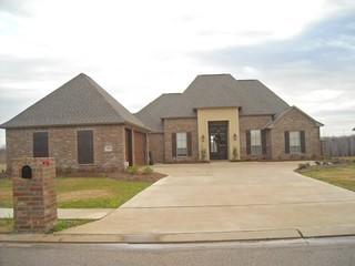 Random Homes We Have Built In The Shreveport Monroe La Area