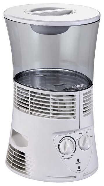 3.0-Gallon Cool Mist Evaporative Humidifier contemporary-humidifiers