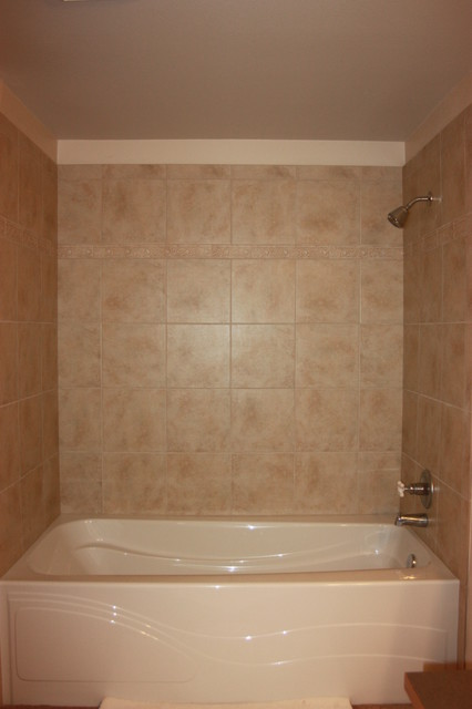 DuPont Tub Surround Replacement Bathroom Seattle By Sweatman Youn