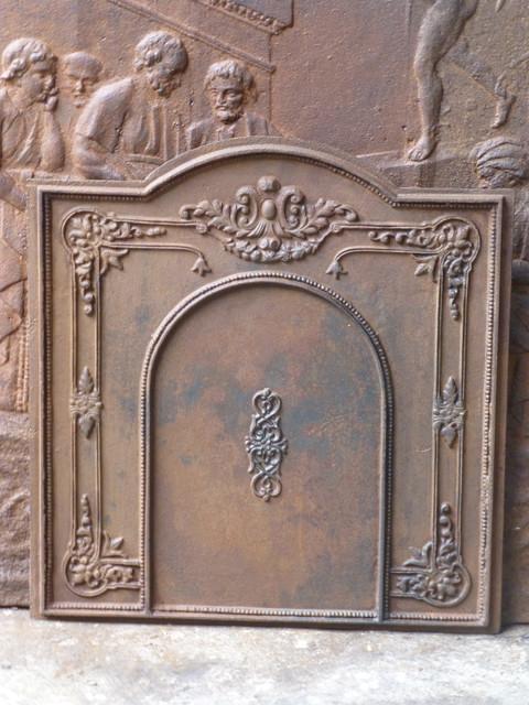 - Antique firebacks fireplace-accessories