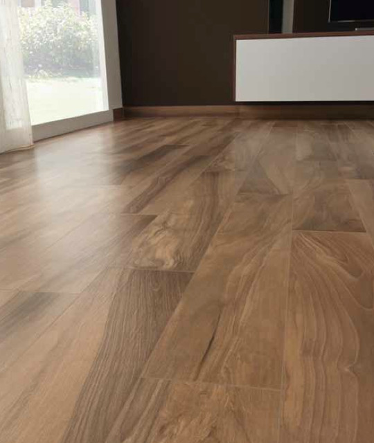 Royal stone tile ceramica vallelunga tabula wood look porcelain contemporary flooring - Wood looking tile ...