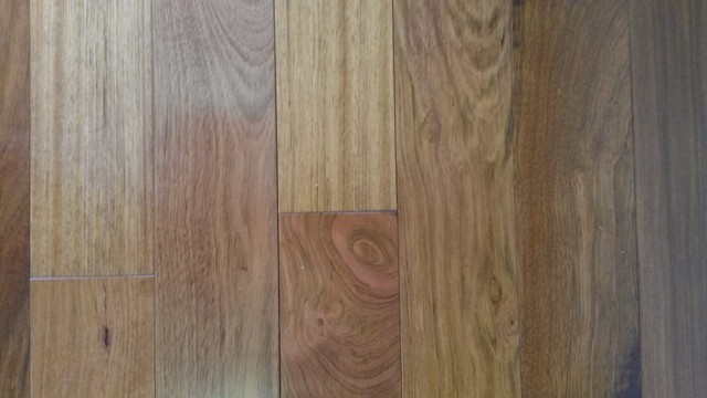 "Brazilian Cherry - 4"" - Unfinished - Contemporary - Hardwood Flooring - by FloorsForLess"