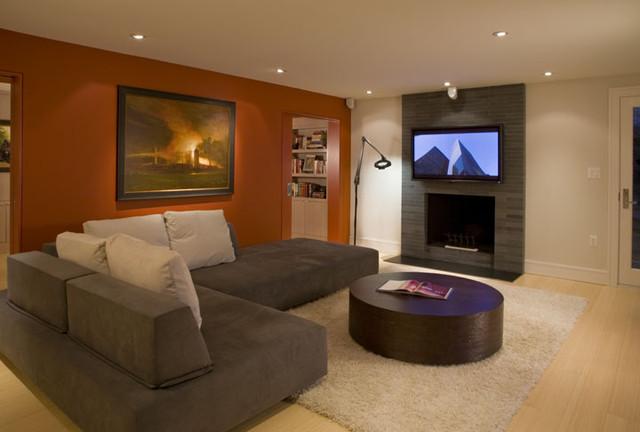 FORMA Design contemporary-family-room