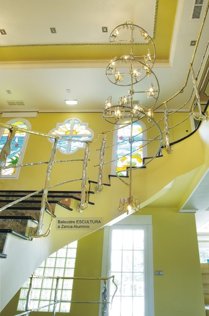 Marshall Designs Ideabook contemporary-staircase