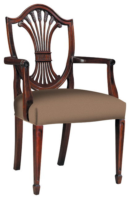 Stickley  Monroe Place Arm Chair 4587-A traditional-dining-chairs