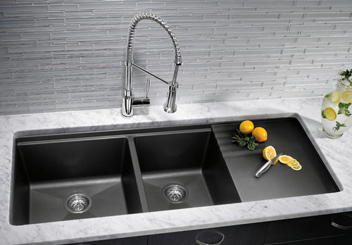 kitchen sink with drainboard by available at amazon by blanco blanco ...