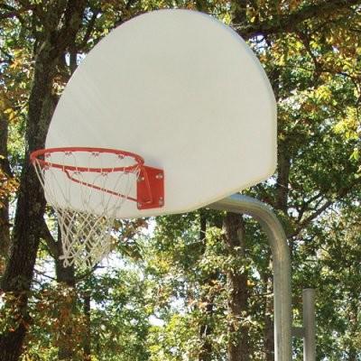 SportsPlay Reinforced Bent Post Aluminum Fan Set modern-ceiling-fans