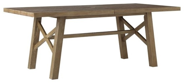 Jardine Expandable Dining Table traditional-outdoor-tables