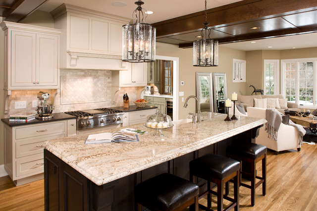 Chambers Project traditional-kitchen