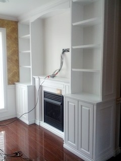 Need Help Choosing Marble surround for fireplace!