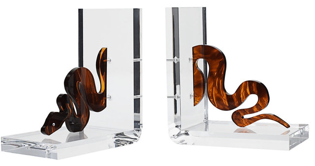 Eclectic Bookends by Barneys New York