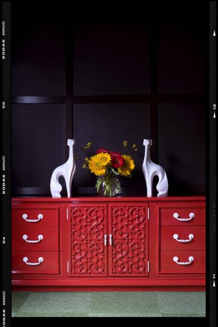 Decor Demon's Loft photographed by Sarah Dorio eclectic
