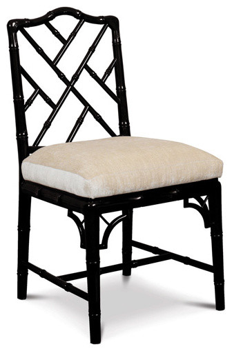 Jonathan Adler Chippendale Chair traditional-dining-chairs