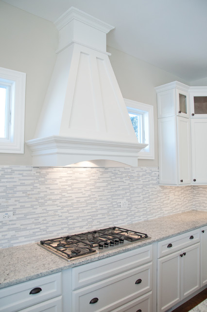 Hampton - Cambridge transitional-kitchen