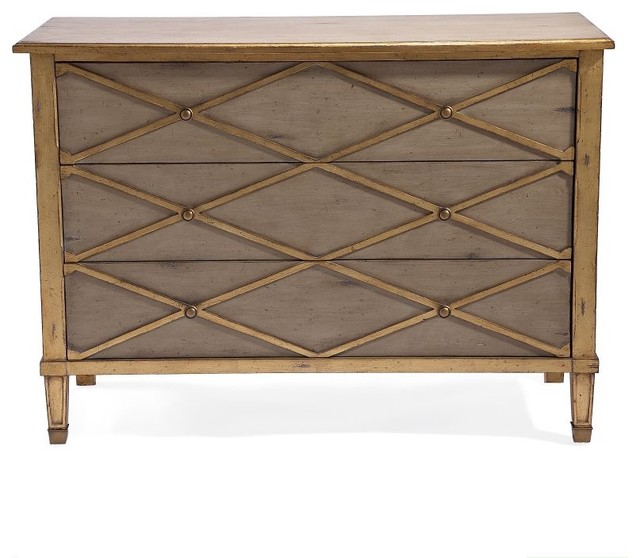 Claustra Chest by Pierre Deux traditional dressers chests and bedroom armoires