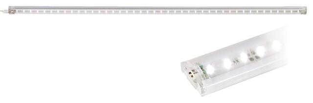 "Orion Clear Lens 25"" Length LED Under Cabinet Light modern-kitchen-island-lighting"