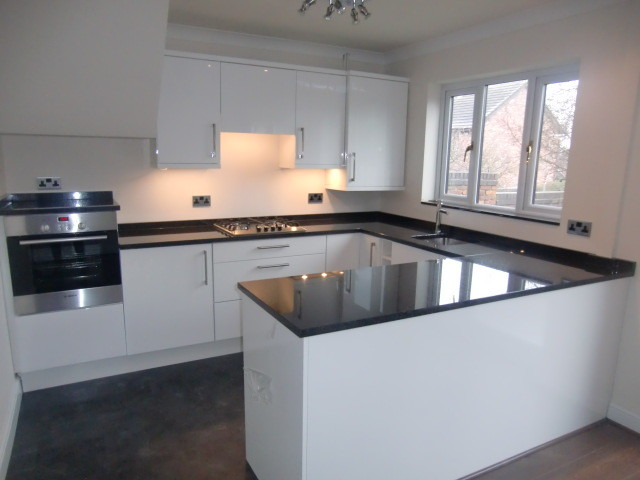 black pearl granite worktops modern kitchen worktops