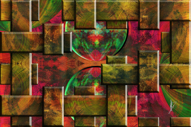 A las Puertas del Cielo traditional-artwork