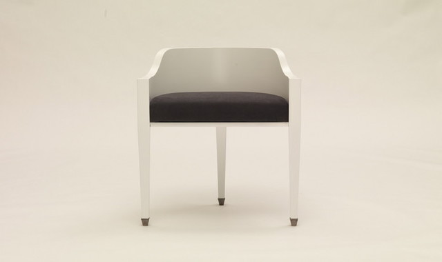 School Girl Dining Chair by Carolina George contemporary-dining-chairs