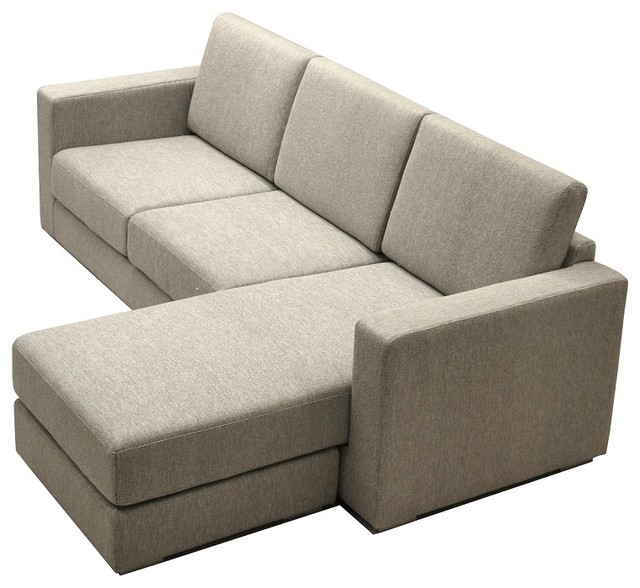 Paria Sectional Sofa - Modern - Sectional Sofas - new york - by Zin ...