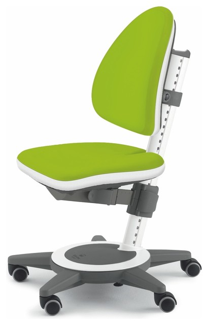Champion Kids Maximo Desk Chair Lime Green Contemporary