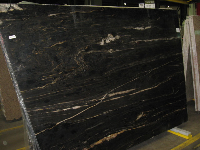 Granite Countertop Black : HOUZZ TOPICS Design Dilemma Before & After Polls Pro-to-Pro