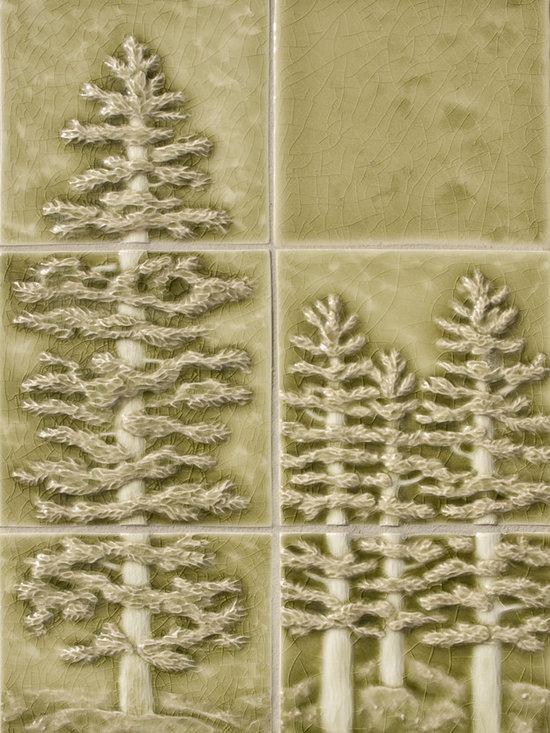 DW Fir Trees - BB-WBRABHRC Branch 1x8C65