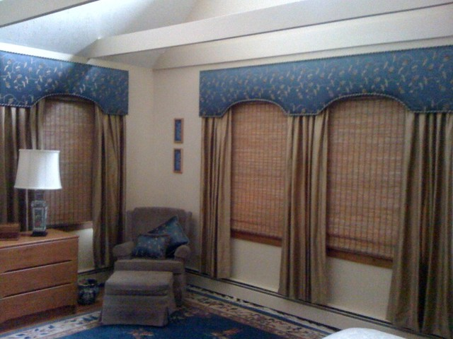 Accent panels asian window treatments miami by for Asian window coverings