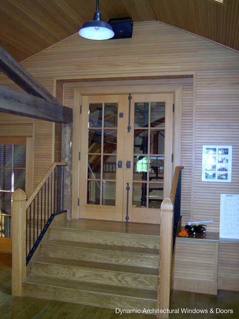Traditional French Wood Doors traditional