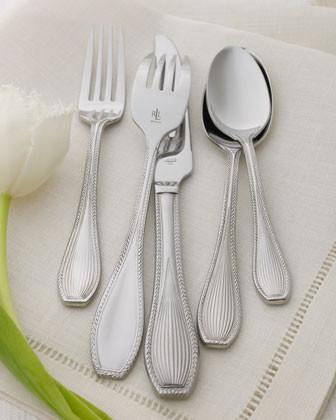 Lauren Ralph Lauren 45-Piece Addison Flatware traditional-flatware