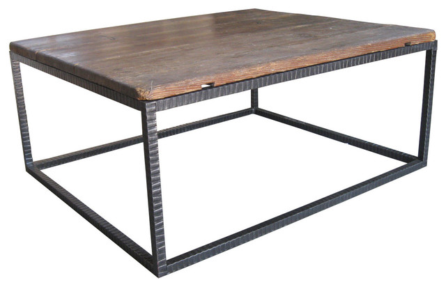 Scrolled Metal And Wood Coffee Table Images Dark Cherry
