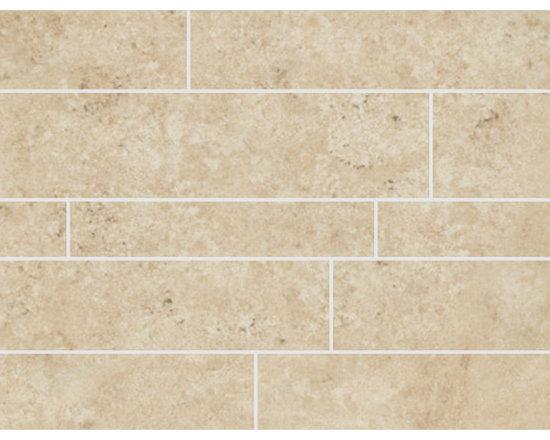 Limestone Collection Honey Design 4 Mosaics -
