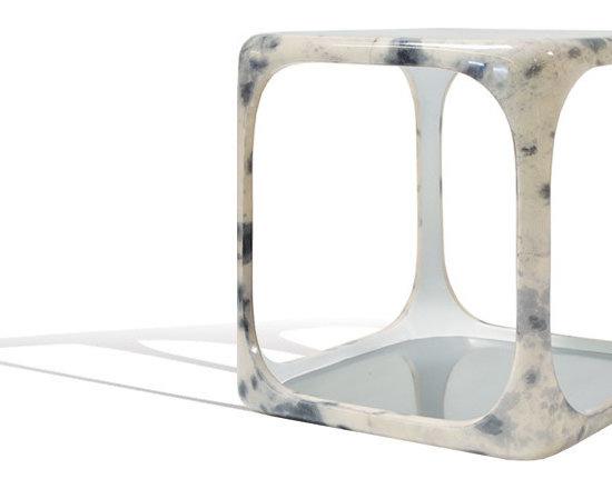 SCALA LUXURY - CUBO SIDE Table