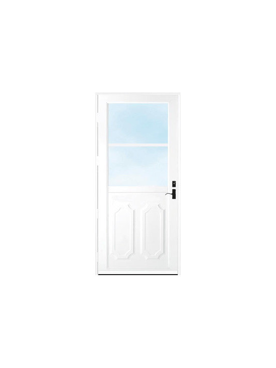 Storm Doors - Looking for an attractive storm door? Look no further and check out this door and some other options if you love how this door looks. | Baltimore, MD | Clearview Window & Door Company