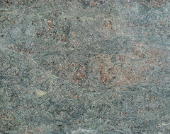 Costa Esmerelda Granite contemporary kitchen countertops
