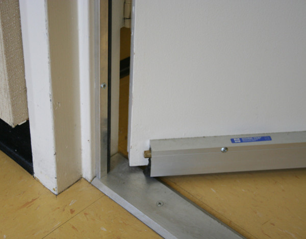 Acoustical Door Seals - Modern - Windows And Doors - richmond - by Acoustical Solutions, Inc.