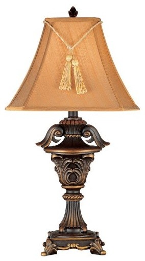 Kenroy Home 36004 Rowan Table Lamp traditional-table-lamps