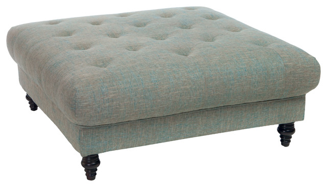 Parisian Fabric Coffee Table Vapor Traditional Footstools And Ottomans By Great Deal