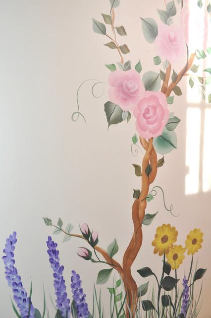 Playhouse Loft Bed - Creme de la Fleur traditional-kids