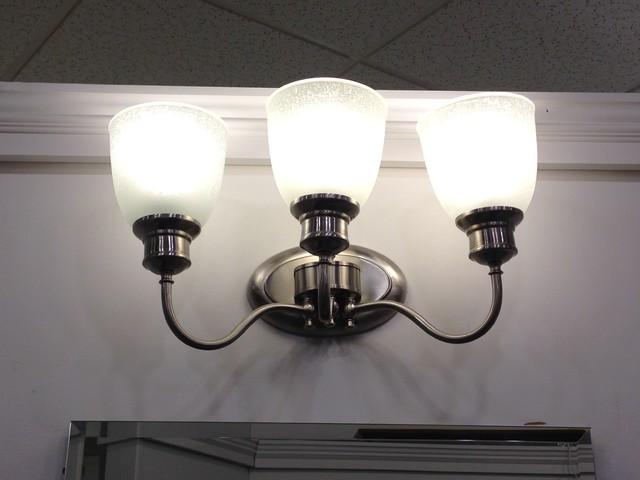 Light Fixtures Traditional Bathroom Vanity Lighting New York By E And B Distributors