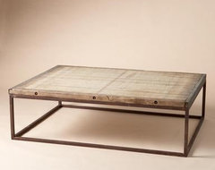 Brickmakers' Coffee Table traditional-coffee-tables